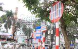 Tin trong nước - Hà Nội đã gỡ bỏ loạt biển báo bị bịt kín trên các tuyến phố