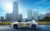 Nissan chuẩn bị thử nghiệm taxi tự lái tại Nhật
