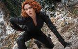 """Tin tức giải trí - Biến thân thành """"Góa phụ đen"""", Scarlett Johannson kiếm bộn tiền"""