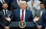 """Tin tức - Tổng thống Donald Trump coi đóng cửa chính phủ là """"món quà tuyệt vời"""""""