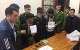 Bắt 2 người Lào vận chuyển ma túy đá qua cửa khẩu