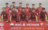 Tin tức - Lộ diện đội hình U23 Việt Nam đối đầu U23 Qatar tại bán kết