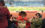 Tin thế giới - Người Việt tại Trung Quốc chia sẻ cảm xúc khi xem U23 Việt Nam từ khán đài