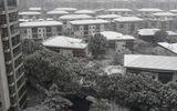 Tuyết phủ trắng trắng thành phố diễn ra chung kết U23 Việt Nam – Uzbekistan