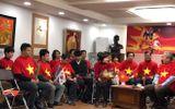 Vợ HLV Park Hang Seo: Thành tích của U23 có sự đóng góp, cổ vũ của người dân Việt Nam