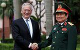 Bộ trưởng Quốc phòng Mỹ Mattis chúc đội tuyển U23 Việt Nam thi đấu tốt