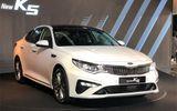Ra mắt Kia Optima bản nâng cấp tại Hàn Quốc