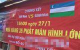 """Nhà hàng, quán bia """"cháy"""" chỗ ngồi xem chung kết U23 Việt Nam"""