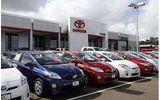Toyota thu hồi 700.000 xe do lỗi túi khí