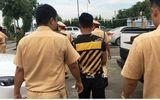 Cảnh sát giao thông đuổi cướp trên quốc lộ như phim hành động