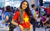 Tường Linh rạng rỡ trở về sau thành tích Top 18 Miss Intercontinental 2017