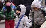 Không khí lạnh tiếp tục tăng cường, Hà Nội rét 9 độ
