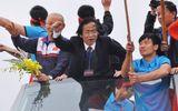 Lãnh đạo VFF mâu thuẫn vì ông Nguyễn Lân Trung