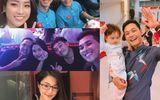 """""""Soi"""" nhất cử nhất động của sao Việt qua những bức ảnh hot trên Facebook"""