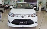 """Sát Tết nguyên đán, Toyota """"chơi lớn"""" giảm giá Vios, Innova"""