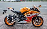 Honda CBR250RR Repsol lần đầu xuất hiện tại Việt Nam
