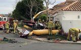 Mỹ: Trực thăng lao vào nhà dân, ít nhất 3 người thiệt mạng