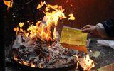 Tin tức - Lễ hóa vàng tiễn tổ tiên: Cúng sao cho đúng?