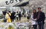 Sapa bất ngờ tuyết rơi dày đặc, khách du lịch đổ xô đi ngắm