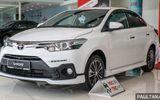 Toyota Vios 2018 chốt giá 435 triệu đồng