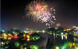 31 trận địa bắn pháo hoa đêm giao thừa ở Hà Nội
