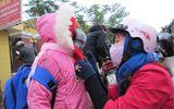 Dự báo thời tiết ngày 1/2: Không khí lạnh mạnh thêm, miền Bắc rét hại