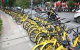"""""""Xe đạp Uber"""" đang trở thành bãi rác phế liệu ở Trung Quốc"""