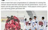 Trọng tài bắt trận chung kết khen U23 Việt Nam đã chơi một trận đấu quả cảm