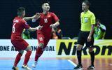 Futsal Việt Nam chạm trán Uzbekistan ở tứ kết giải châu Á 2018