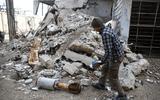 Nga bị cáo buộc không kích trả đũa vụ Su-25 khiến 29 dân thường Syria thiệt mạng