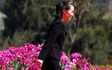 Em gái ông Kim Jong-un đến Hàn Quốc dự Olympic