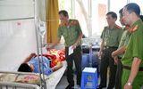 """Thanh niên đâm 2 CSGT nhập viện khai """"say rượu nên thiếu kiềm chế"""""""