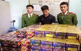 Nghệ An: Bắt giữ gần 5 tấn pháo lậu ngày gần tết Mậu Tuất
