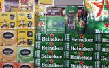 Big C lại quy định khách chỉ mua 5 thùng bia mỗi ngày dịp cận Tết
