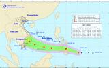 Bão giật cấp 10 hướng Biển Đông, TP Hồ Chí Minh chủ động ứng phó