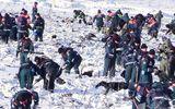 Phát hiện gần 1.500 mảnh thi thể nạn nhân vụ rơi máy bay Nga