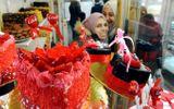 Hình ảnh không khí đón Valentine trên khắp thế giới
