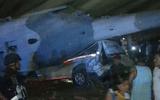 Trực thăng rơi, Bộ trưởng Nội vụ Mexico thoát chết