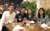Cường Đô la ra mắt gia đình Đàm Thu Trang dịp năm mới?