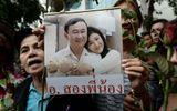 Cựu thủ tướng Thái Lan Thaksin cùng em gái Yingluck xuất hiện tại Singapore