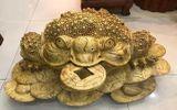 Tin tức - Đua nhau tìm mua cóc ngậm tiền ngày vía Thần Tài năm 2018