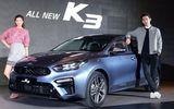 Ra mắt Kia K3 2018 thế hệ mới, giá từ 318 triệu đồng