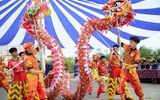 Chùm ảnh: Lễ hội Cầu Bông tại làng rau Trà Quế