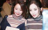 Tin tức - Kim Hee Sun - Cổ Lực Na Trát rạng rỡ, tỏa sáng như hai chị em sinh đôi