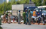 Tin trong nước - TP.HCM: Nam thanh niên bị xe tải cán qua người sau cú va chạm