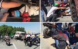 Tin tức - Lời khai của tài xế xe khách tông hàng loạt xe máy tại Bình Dương