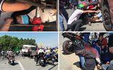 Tài xế ôtô khách gây tai nạn khiến 6 người bị thương khai do xe mất phanh