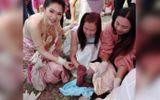 Đám cưới buộc phải dừng lại giữa chừng vì khách mời đột nhiên sinh em bé