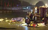 Hà Nội: Va chạm với xe tải, nam công nhân lái xe rác tử vong