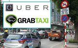 """Uber và Grab sẽ bị """"treo bánh"""" trên 11 tuyến phố ở Hà Nội"""